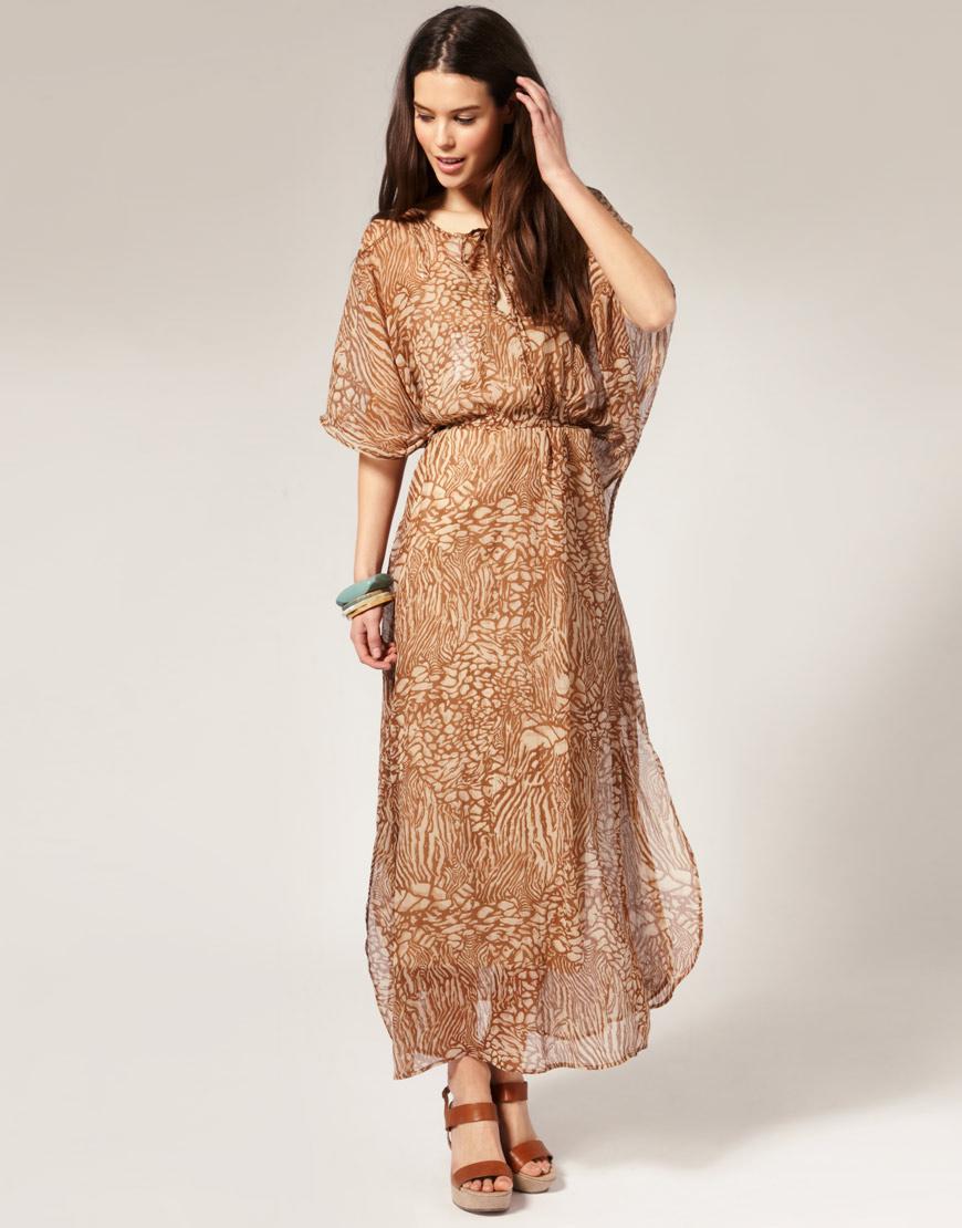 Chiffon Kimono Dress £40