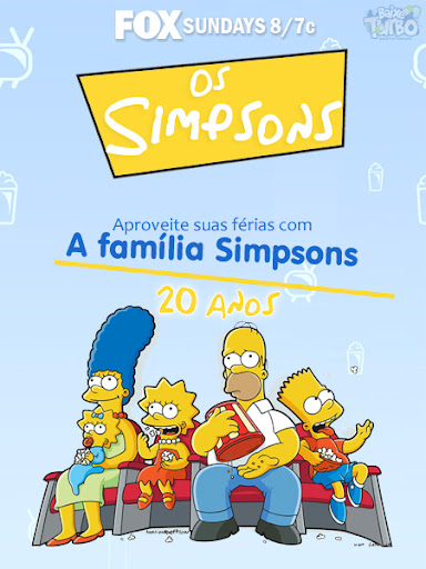 Simpsons 24ª  –  Temporada   Legendado   – AVI + RMVB