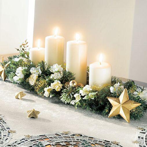 Mil ideas para navidad manualidades decoracion adornos - Ideas para una fiesta de navidad ...