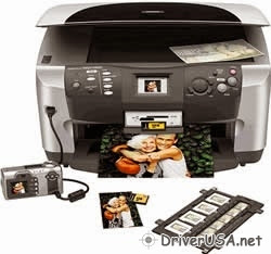 download Epson Stylus Photo RX600 printer's driver