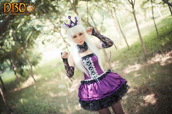 Daybreak Online tung cosplay đón phiên bản web 14