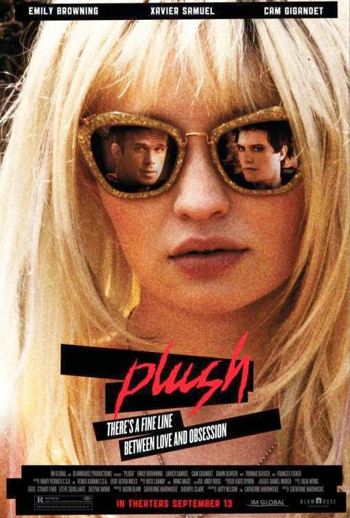 Poster Of English Movie Plush (2013) Free Download Full New Hollywood Movie Watch Online At Alldownloads4u.Com