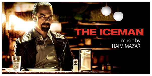 The Iceman (Soundtrack) by Haim Mazar - Review