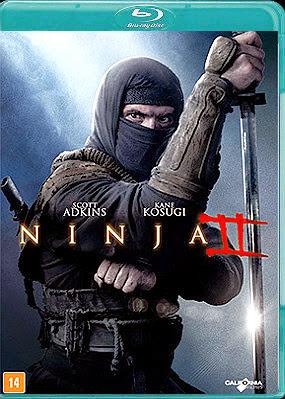 Baixar Ninja II: A Vingança BDRip Dual Audio Download Grátis
