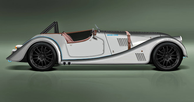 Morgan releases Plus 8 Speedster