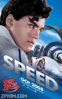 Tay Đua Tốc Độ - Speed Racer (2008) Poster