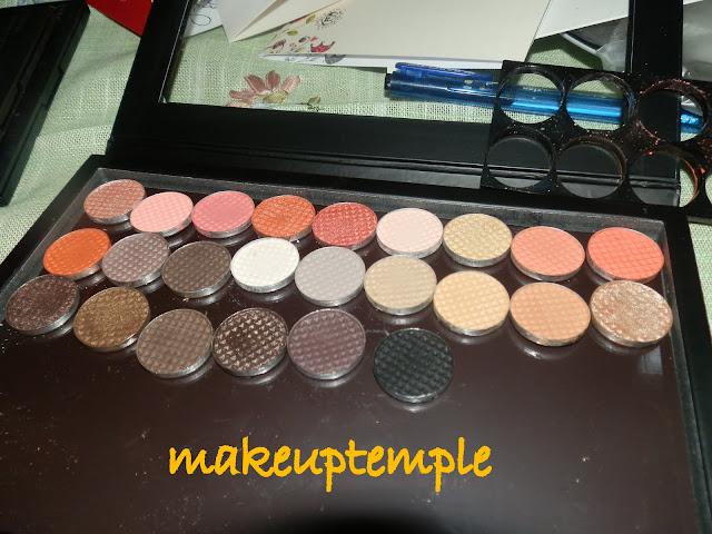 how to depot sleek makeup palettes