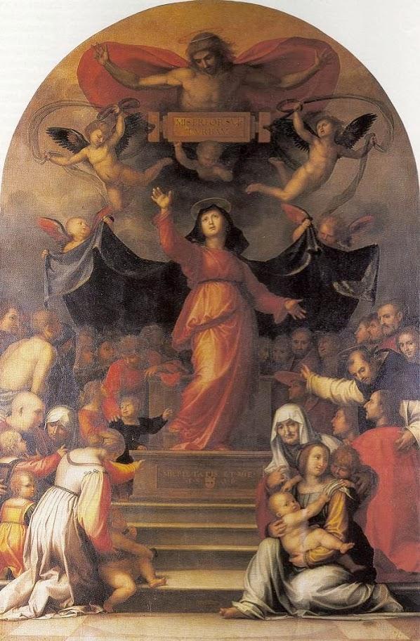 Fra Bartolomeo - Madonna della Misericordia