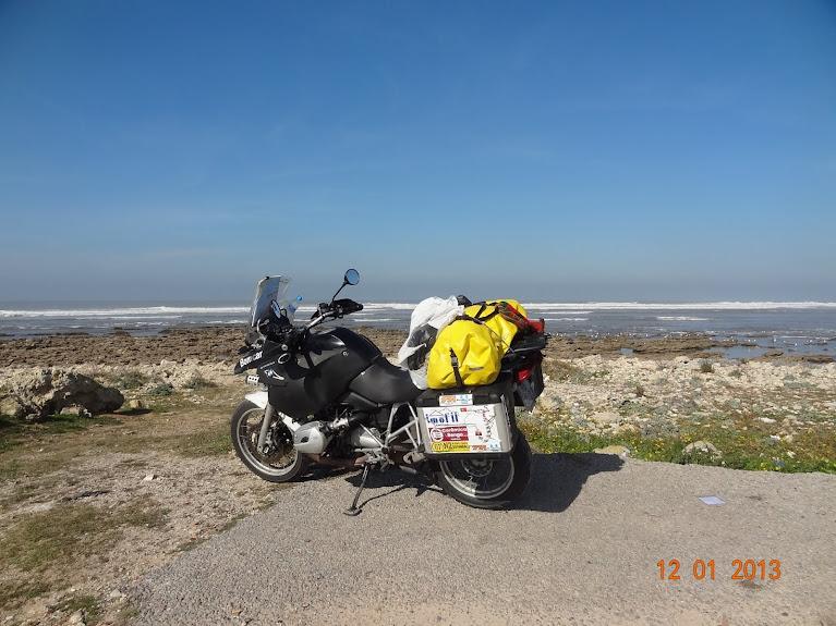 marrocos - Marrocos e Mauritãnia a Queimar Pneu e Gasolina DSC05406