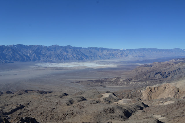 Saline Valley, west of Ubehebe
