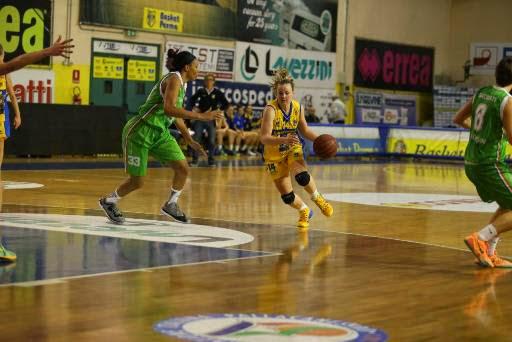 Lavezzini Basket Parma – Passalacqua Ragusa 62 a 70 (35-38)
