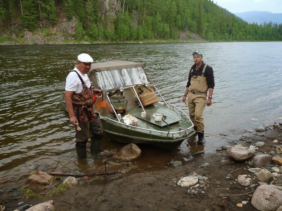 видео рыбалка в тулуне