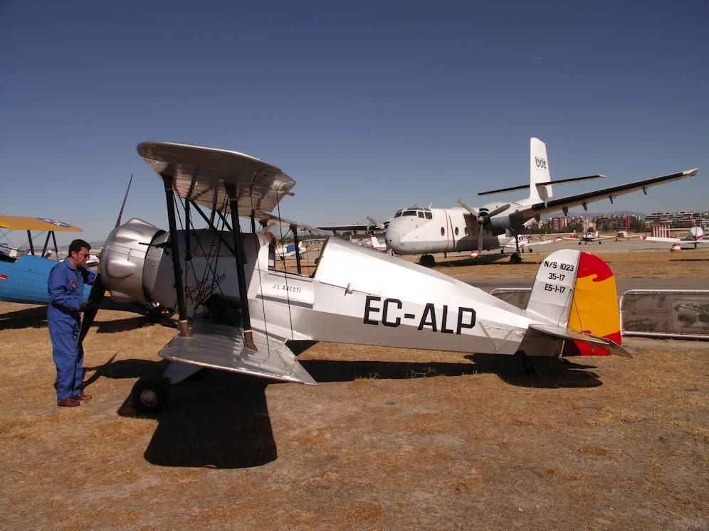 """Exhibición aerea de la Fundación """"Infante de Orleans"""". B%C3%9CCKER+133+JUNGMEISTER"""