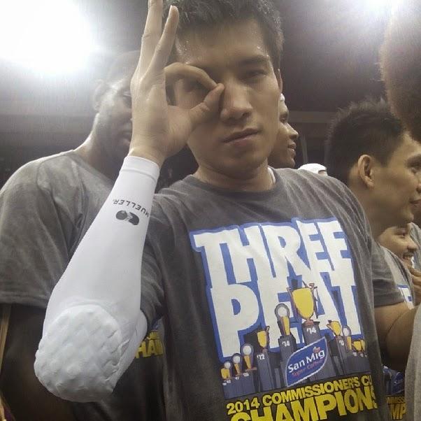 San Mig Coffee snare three-peat in PBA Finals MVP James Yap