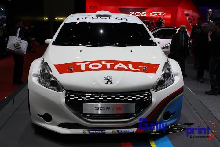 Peugeot afirma que no esta interesada en la vuelta al WRC IMG_5415