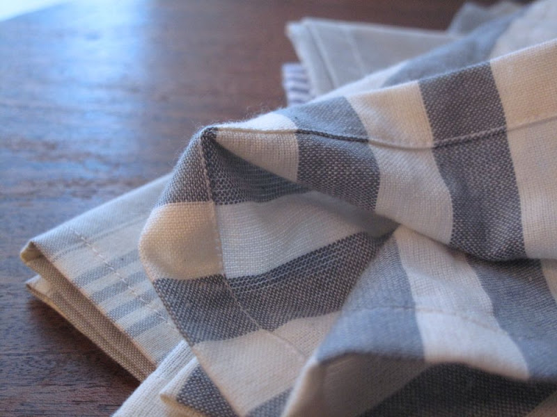Eighteenth Century Agrarian Business: Cloth Napkins II