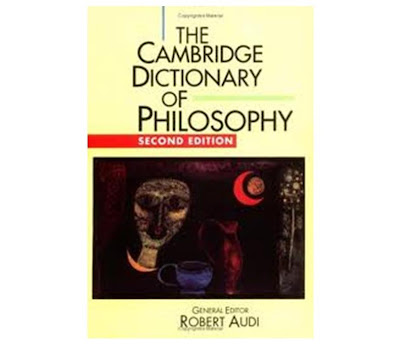 Robert Audi - The Cambridge dictionary of philosophy