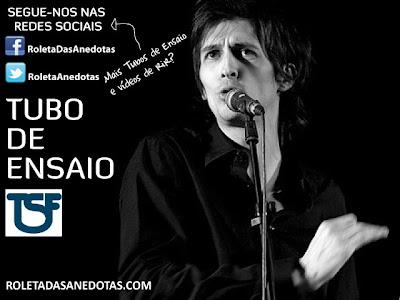 Os desejos de Pépa - Tubo de Ensaio 11-01-13 (Bruno Nogueira)