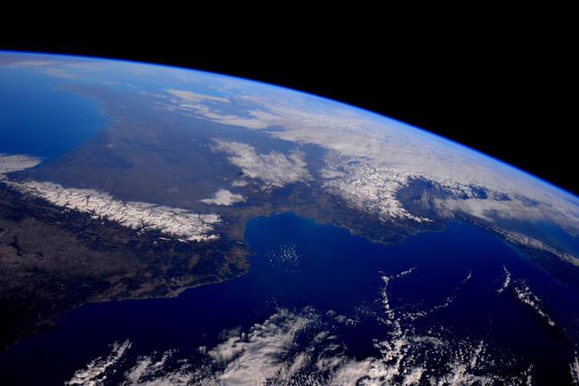 Los Pirineos pierden un 50 % de su volumen de nieve