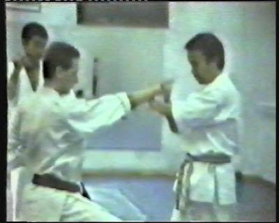 Ricardo García Mendaña en Castilla y León, 1985