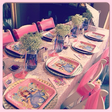Momfessionals Its My Party Shelbys Sofia The First Fabulousness