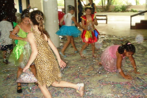 Carnaval Vespertino – Infantil ao 9º ano – 2013