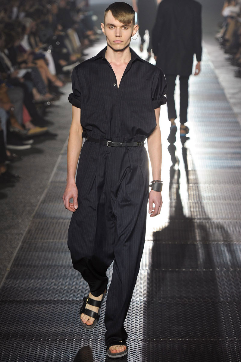 coute que coute  lanvin spring  summer 2013 men u2019s collection