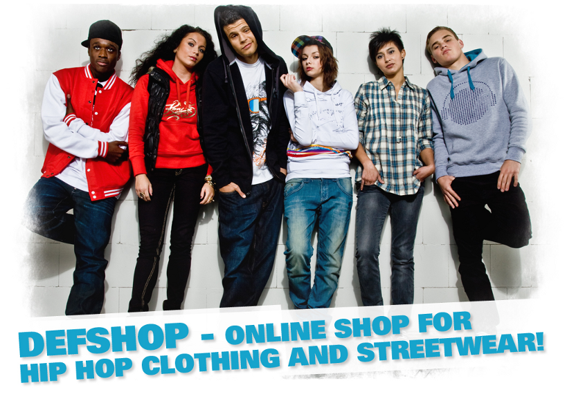 DefShop: the HipHop Online Shop!