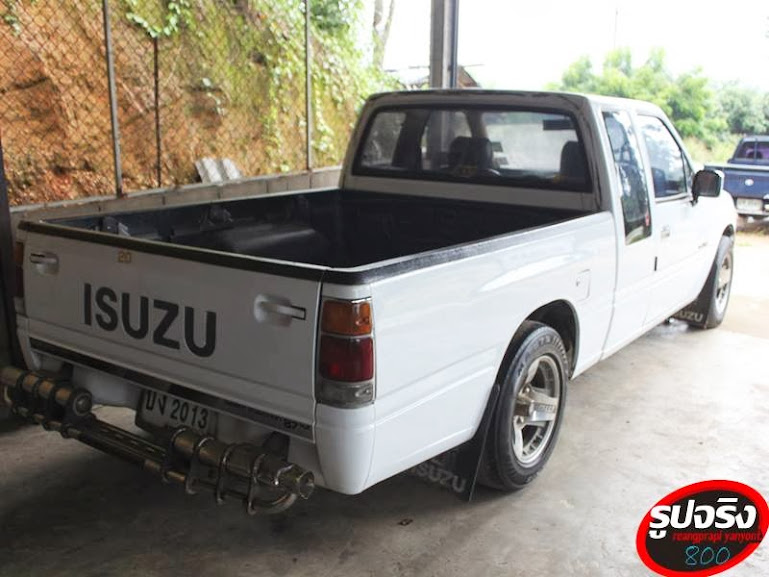 รถมือสอง ISUZU TFR มังกรทอง SPACECAB SL 2.5 MT ปี2533 ภาคเหนือ เชียงใหม่