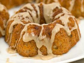 Sweet Potato Pecan Cake