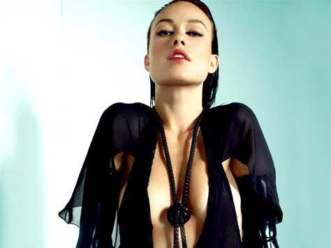 Olivia Wilde atractiva
