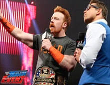 WWE Main Event 2014/07/15