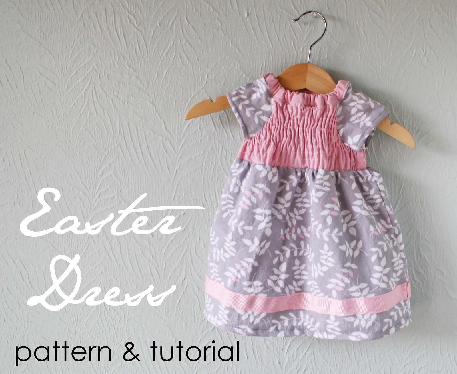01fd8021760c5 Running With Scissors: Easter Dress Tutorial