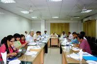 5th Excom Meeting of ICAAP 12 – 11 May 2014, Dhaka
