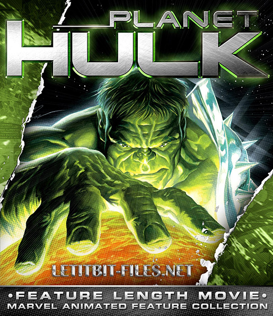 ������� ����� / Planet Hulk (2010) BDRip 720p + HDRip