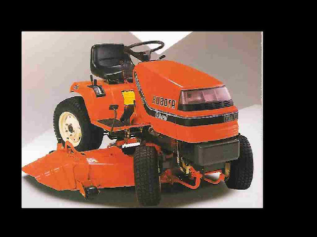 Kubota Tractor Spare Parts : Kubota g tractor parts manual pgs for