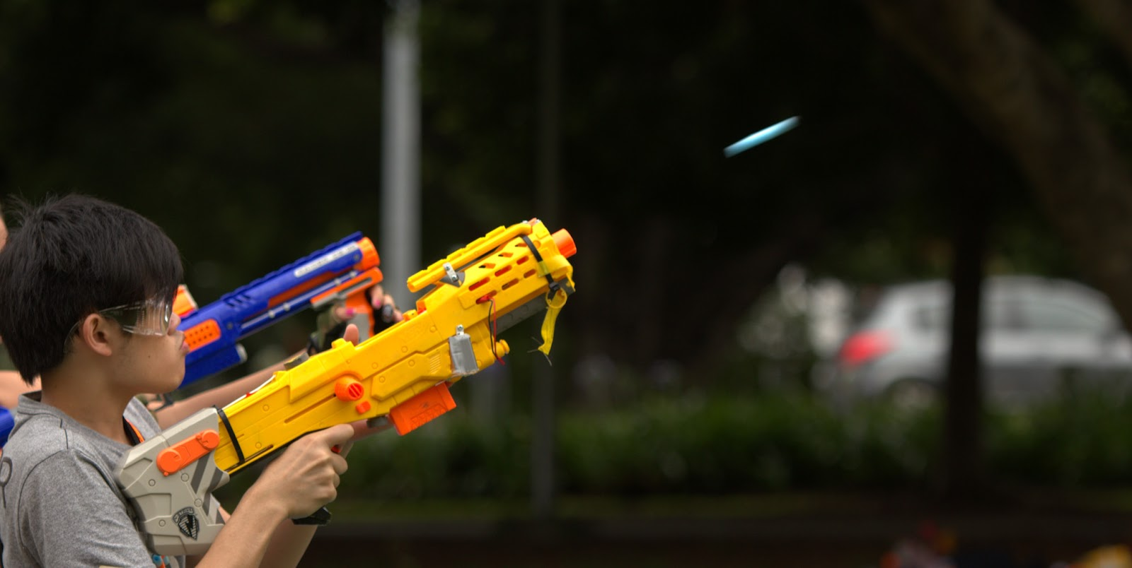 Kelvin Grove war pictures: December 18th   Picture heavy... Nerf%2Bwar%2B331