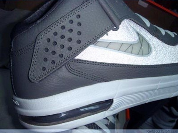 Nike Air Max Soldier V 5 8211 Cool GreyWhite 8211 Upcoming Colorway