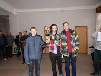 Команда переможець клубного чемпіонату - Dream Time м.Чернігів