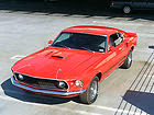 1969 Mustang Mach 1, 48k original miles, Remarkable Condition, Marti report
