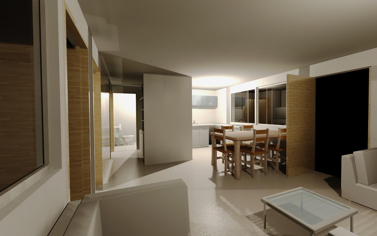 Renders Y Arquitectura Digital Marzo 2011