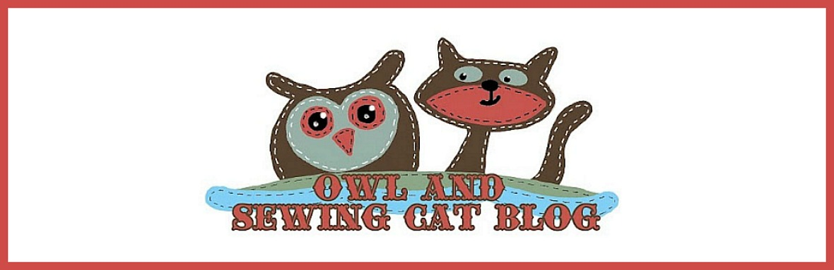 Owl and Sewing Cat blog
