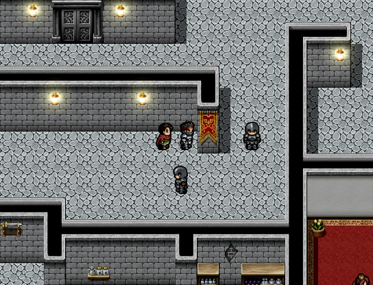[RPG Maker VX] The Redemption Saints (Juego completo) Screenshots_7