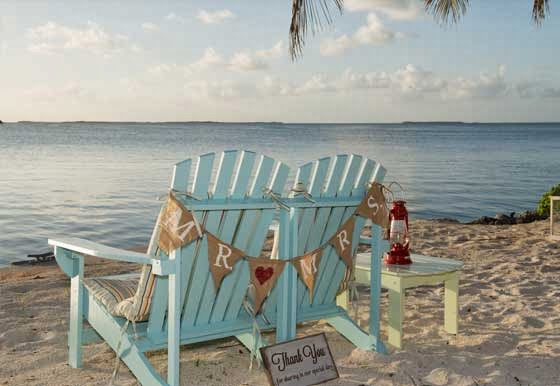 Florida beach wedding location