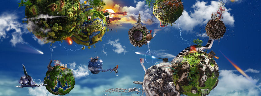Ecosystem facebook cover