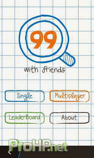 99 With Friends