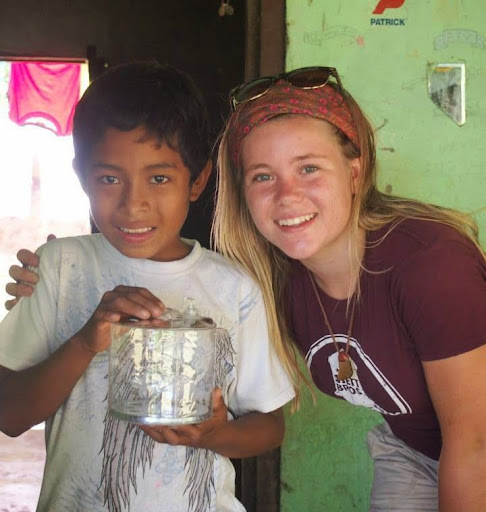 A girl abroad: Shelby Lewis, of Light the Path