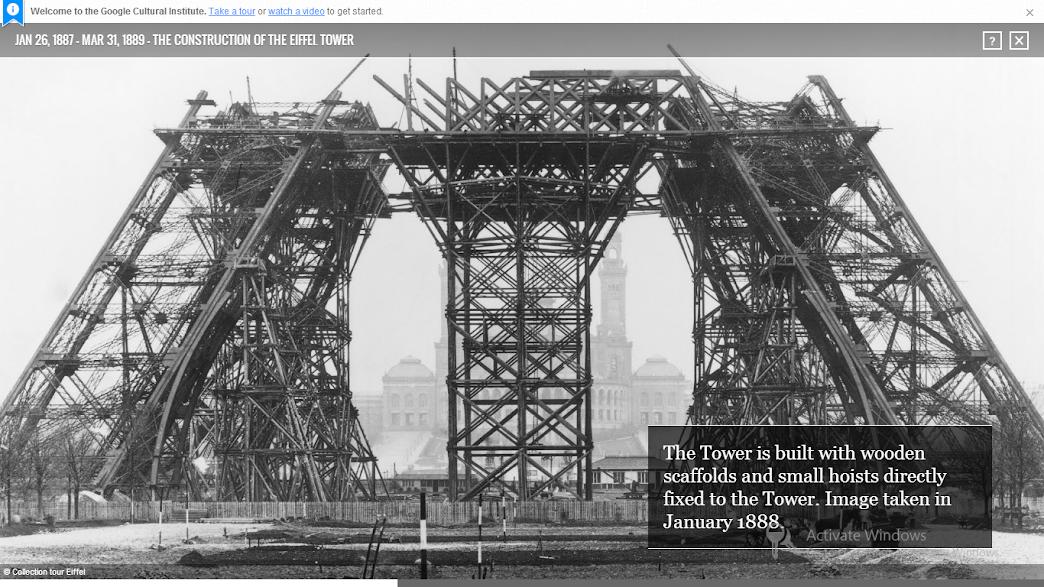 StreetView Eiffelturm