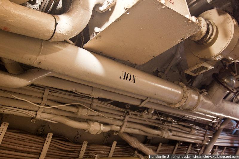 USA California San Diego Soviet Submarine B-39 США Сан Диего Советская Подводная Лодка Б-39 Большая ЛОХ