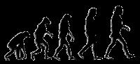 εξέλιξη του πιθηκανθρώπου,πρόσμιξη ανθρώπου με πιθηκο,Κρόνιοι,evolution of apes,mutated,cronians